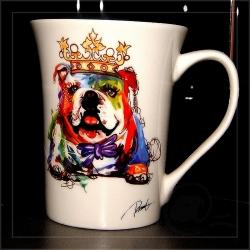 Mug Bulldog King