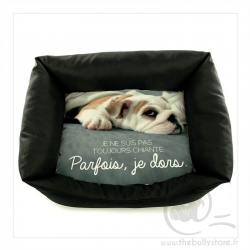 Corbeille Domino Parfois je dors