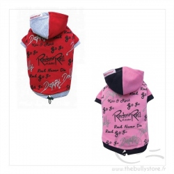 T-Shirt à capuche Rock n' Roll