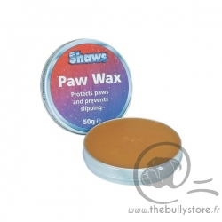 Protection des coussinets Paw Wax