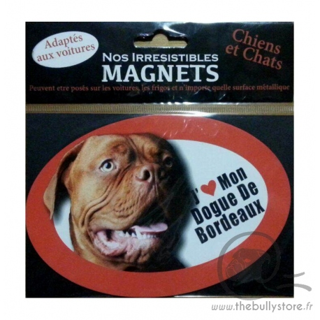 Magnet Bouledogue Francais