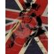 Toile Bulldog Anglais King