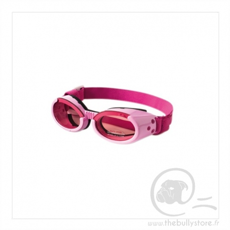 Solar glasses red Doggles