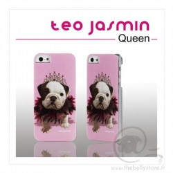 Coque Teo Jasmin Queen Iphone 5/5S
