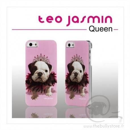 Coque Teo Jasmin Queen Iphone 5/5S