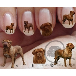 Decal / Stickers Ongles DDB