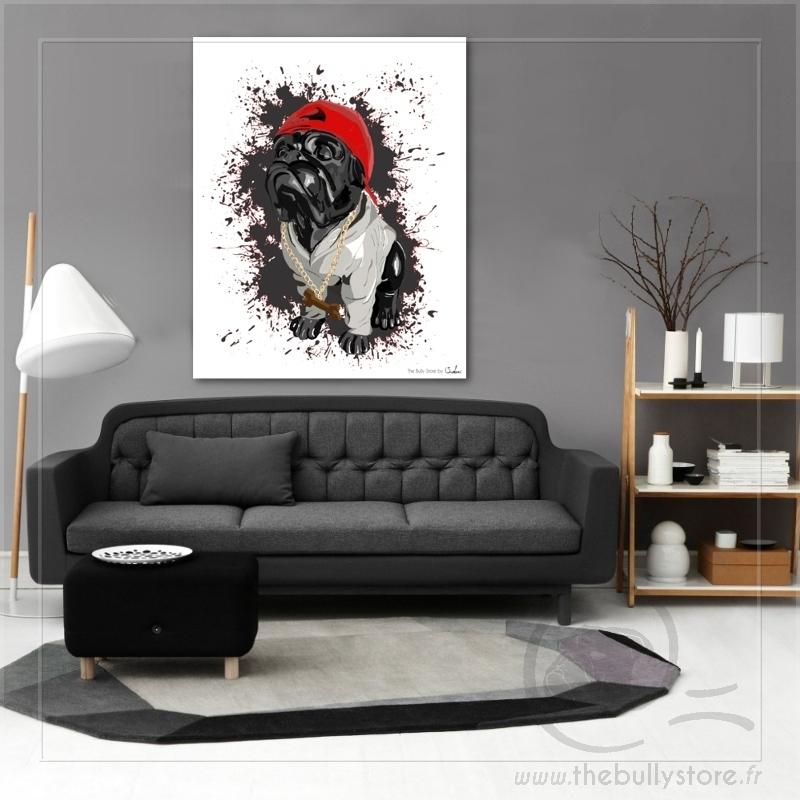 Très bien Célèbre Tableau Bulldog Anglais #FD97   Aieasyspain #EP_01