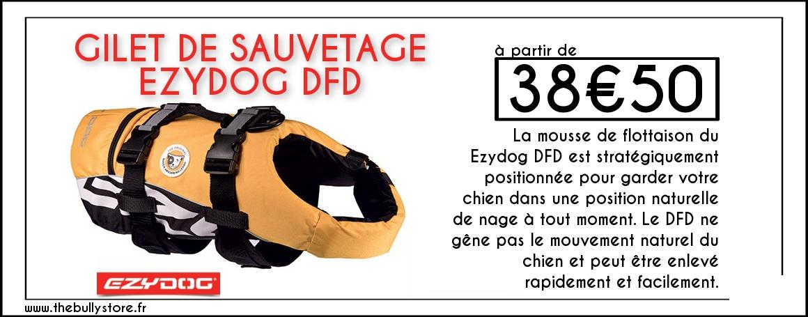 Gilet de sauvetage EZYDOG DFD